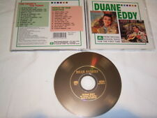 CD - Duane Eddy The Twangs The Thang / Songs of our Heritage - Bear Family # S15