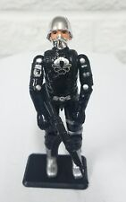 NEW G.I.JOE CUSTOM BLACK MAJOR HYDRA COBRA SOLDIER