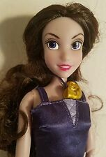 "Disney Store The Little Mermaid Vanessa Sea Witch 12"" Doll"