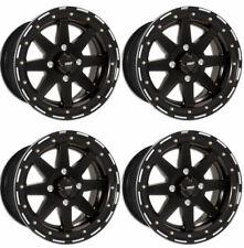 12x10 .190 Aluminum Beadlock Wheel 4x156 Polaris Ranger RZR xp900 Bead Lock NEW