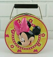 Minnie Mouse Small Tin Lunch Box 6""