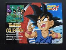 Carte Dragon Ball Z DBZ Trading Card DBGT #Check list (7) AMADA 1996 RARE!!!!!!!