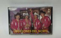 Los Leones Del Norte Dejame Llorar Cassette New Nuevo Sealed