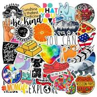 40PCS INS Skateboard Stickers bomb Vinyl Laptop Luggage Decals Sticker lot cool#