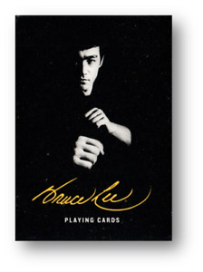 Bruce Lee Playing Cards by Art of Play, POKER not bicycle