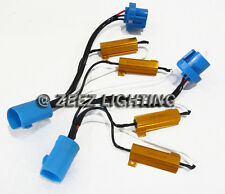 9004/9007/HB5 HID Resistor Decoder Bulb Out Error Warning Canceller Anti-Flicker