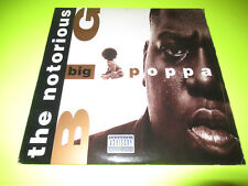 "THE NOTORIOUS BIG - BIG POPPA 12""   B.I.G."