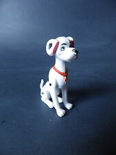 Figurine DISNEY chien dalmatien collier rouge 5,5 cm
