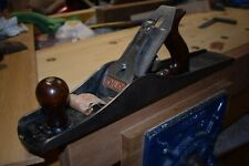 Stanley Bailey no 6 woodworking hand plane vintage tool
