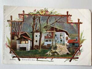 Passeier - Andreas Hofer Haus - Kunstkarte - nicht gelaufen - A150
