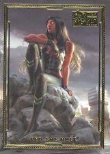 Dangerous Divas 2 Marvel 75th Anniversary Limited Edition 57 Red She-Hulk 22/75