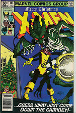 Uncanny X-Men # 143 Last Byrne Issue Hi Grade NM- to NM(9.2-9.4) Kitty Pride cvr