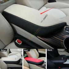 3 Color Leather Top Center Armrest Surface Case Cover Trim For Toyota Camry 2018
