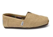 Authentic Womens Burlap Womens Toms Shoes