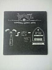 Vintage  TONGERLO ABBEY's BEER - Cat No'??  Beermat / Coaster
