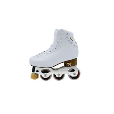 Inline Skates: Risport RF3 PRO + Snow White + Speed Max, Any sizes/colors/wheels
