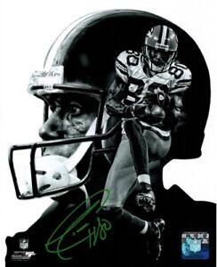 Packers DONALD DRIVER Signed 8x10 Photo #13 AUTO - SB XLV Champ - GBP HOF 2017