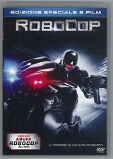 Blu Ray ROBOCOP - (1987/2014) (2 Blu Ray) .....NUOVO
