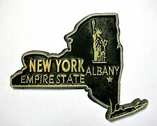 New York the Empire State Souvenir Fridge Magnet