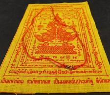 YANTRA TAKRUT RED CORD SAI SIN BUDDHIST BRACELET blessed Buddhist Monk +PHA YANT