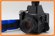 【EXC+++++】Bronica SQ-Ai Medium Format SLR Film Camera with 80mm Lens From Japan
