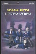 Stefano Benni: L'ultima lacrima