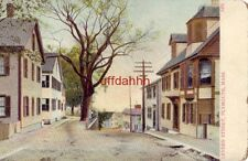 Leyden Street Plymouth, Ma Pre-1907