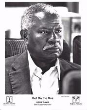 "Ossie Davis, ""Get on the Bus"" 1996 Vintage Movie Still"