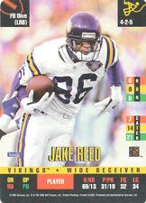 DONRUSS-REDZONE Jake Reed VIKINGS Grambling St TIGERS