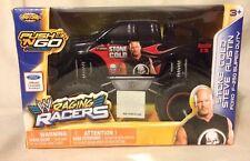 WWE Stone Cold Steve Austin Raging Racers Ford F-250 Super Duty Push N Go 1:24