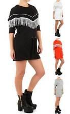 Markenlose Damenkleider aus Polyester für die Freizeit