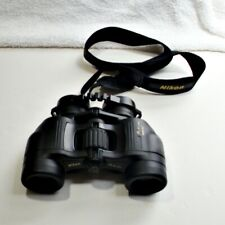 rubber coated sport binoculars 7 x 35 Nikon Action & strap, case, caps