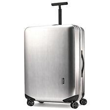 "Samsonite Inova 20"" Carry On Spinner Luggage in Metallic Silver"