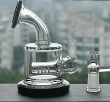 3.2in Mini Rig Bong Water pipe Bubbler With 10mm Bowl