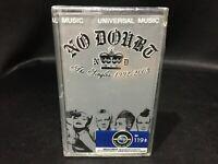 No Doubt The Singles 1992-2003 Cassette Tape (Interscope 2003)