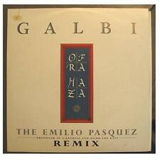 "OFRA HAZA ""GALBI (EMILIO PASQUEZ MIX)"" 12"" MAXI SINGLE"