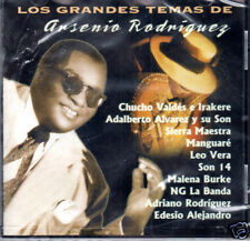 Lo Grandes Temas de Arsenio Rodriguez   BRAND NEW SEALED     CD