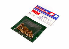 Tamiya Military Model 1/35 Panther Brass 75mm Projectiles Scale Hobby 35173