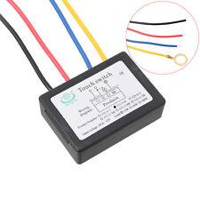 Táctil Led Dimmer Switch Sensor Lámpara Accesorios Dc 6-12v