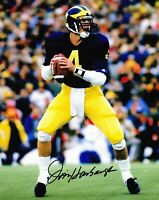 Jim Harbaugh Autographed Signed 8x10 Photo ( Michigan Wolverines ) REPRINT