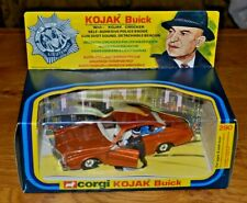 Corgi Toys no. 290 Kojak Buick includes Badge, Beacon and Figures; Near Mint