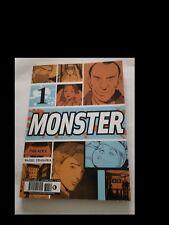 URASAWA: MONSTER nr. 1 (ed. Planet Manga)