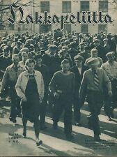 Finland Wartime Magazine Hakkapeliitta 1941 #19 - WWII
