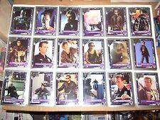 1991 Terminator 2 movie 140 card set Schwarzenegger! T2 + 10 Insert Merchandise!
