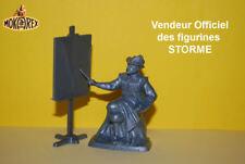 Mokarex Storme - Rubens et son chevalet - Peintre célèbre