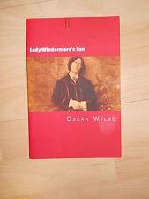 Lady Windermere's Fan Oscar Wilde