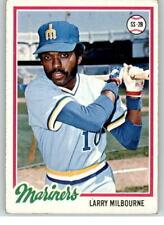 1978 Topps #366 Larry Milboune F1C665