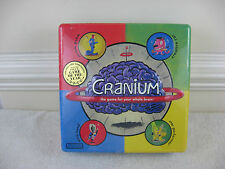 Cranium Board Game 2002 Edition in Metal Tin~New & Factory Sealed