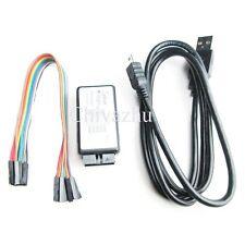 USB Logic Analyzer 24MHz 8 Channel UART IIC SPI Debug for MCU FPGA ARM