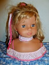 COROLLE DOLL STYLING HEAD  HAIR 2004